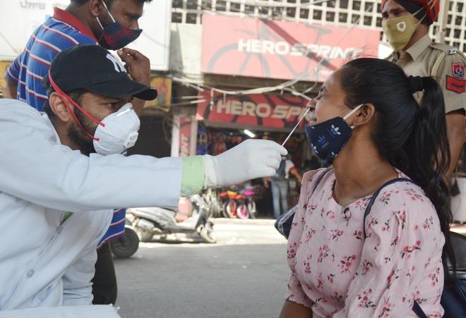 Highest single-day toll, 20 dead in Ludhiana