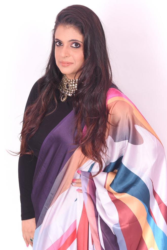 Designer Gurmeen Shrivastav believes in adjusting with the times