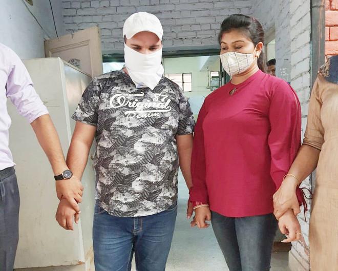 Vigilance nabs building inspector, husband for seeking Rs 1-lakh bribe