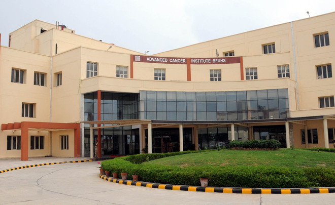 Experts oppose move to make Bathinda cancer institute Covid centre