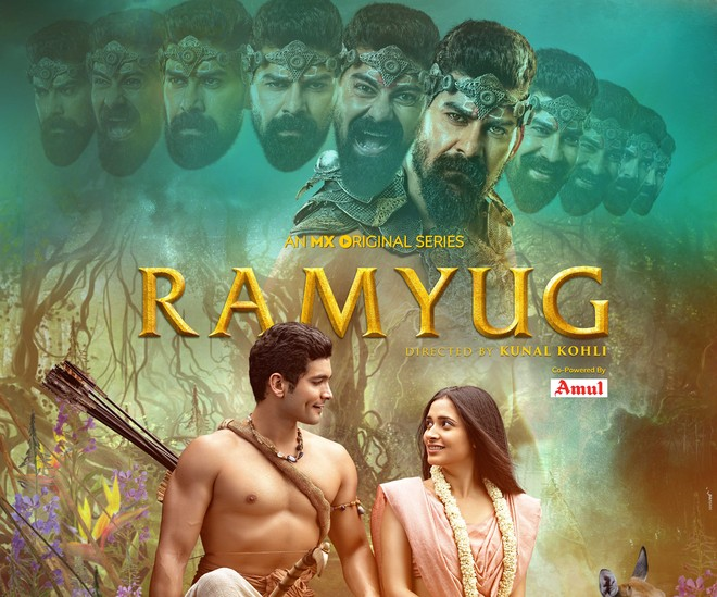 Trailer of MX original series Ramyug is out!