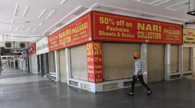 Staring at losses, Chandigarh traders want odd-even for shops