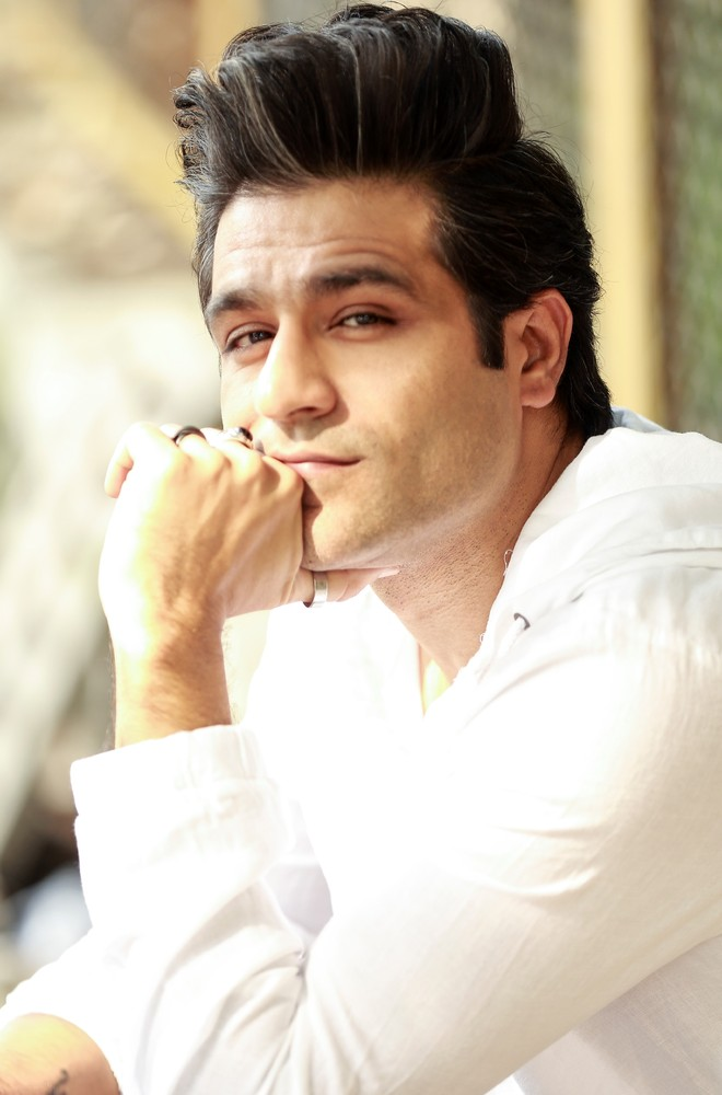 I want to be an actor first, says actor Sunny Hinduja