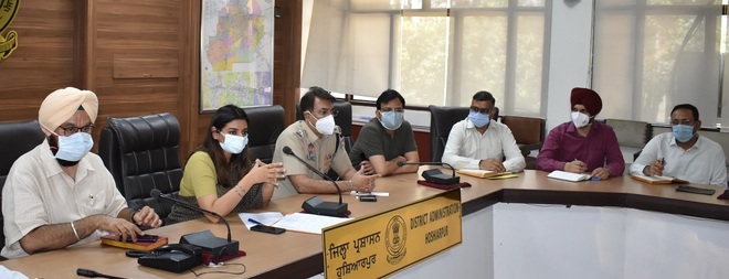 As virus spills into villages, Hoshiarpur district administration forms special teams to keep it at bay
