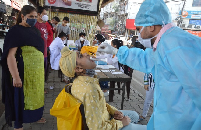 19 deaths; 1,320 fresh cases in Ludhiana