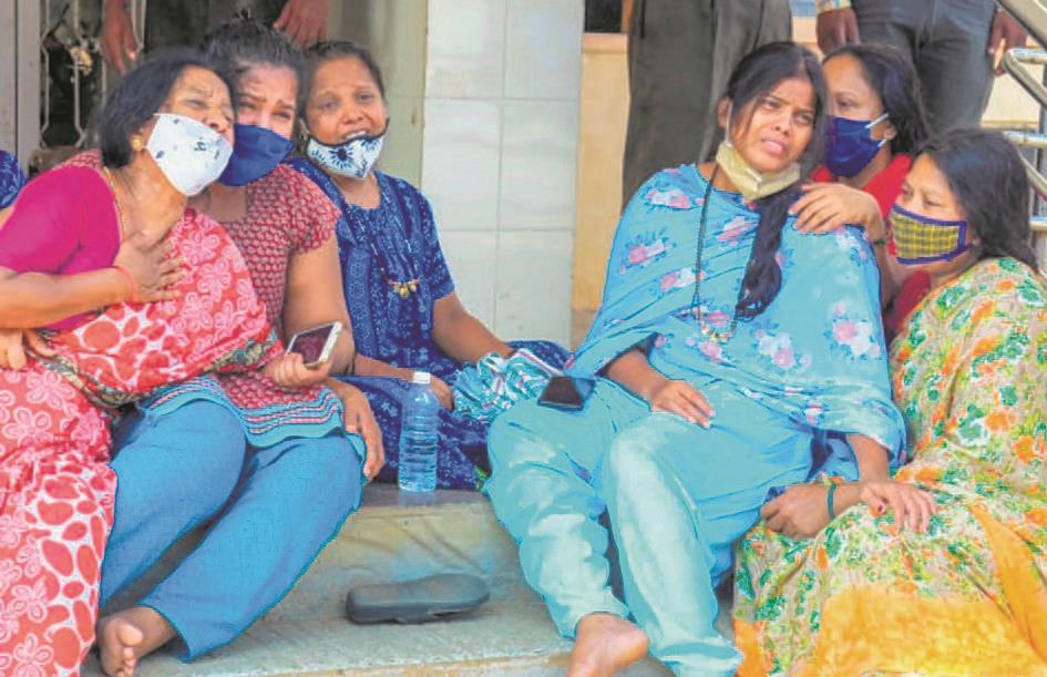 Oxygen shortage kills 24 in Karnataka hospital