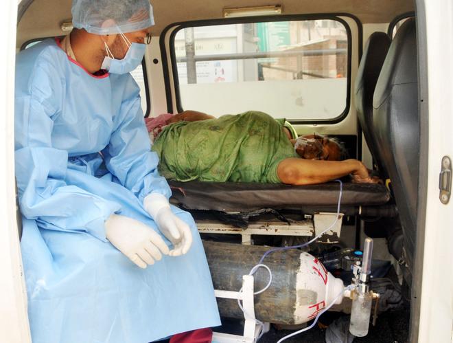 Send more oxygen tankers, Punjab state urges Centre