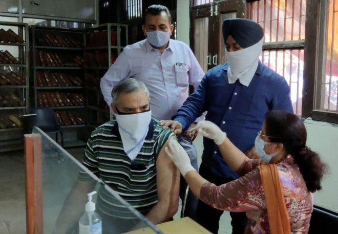 Only 830 beneficiaries vaccinated in Amritsar district