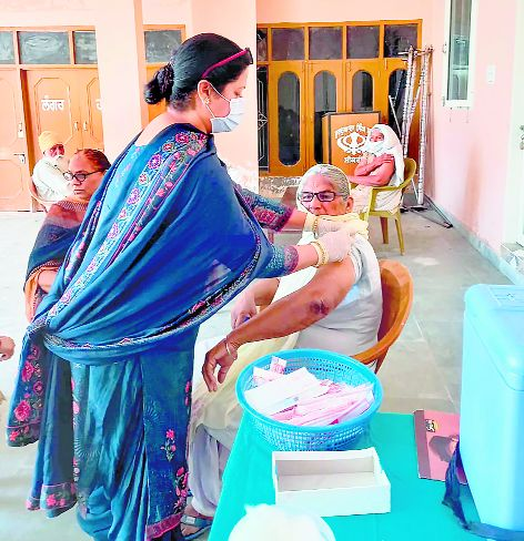 Vaccination in Kapurthala crosses 1 lakh mark