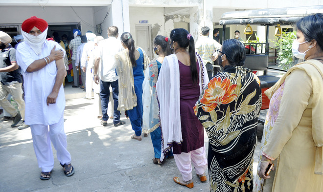 No vaccine, drive halts in Fazilka district