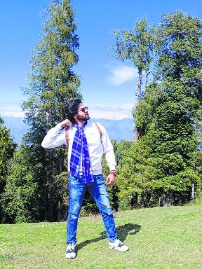 Shashank Vyas takes a break
