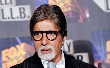 DSGMC in dock over Big B's Rs2-cr donation