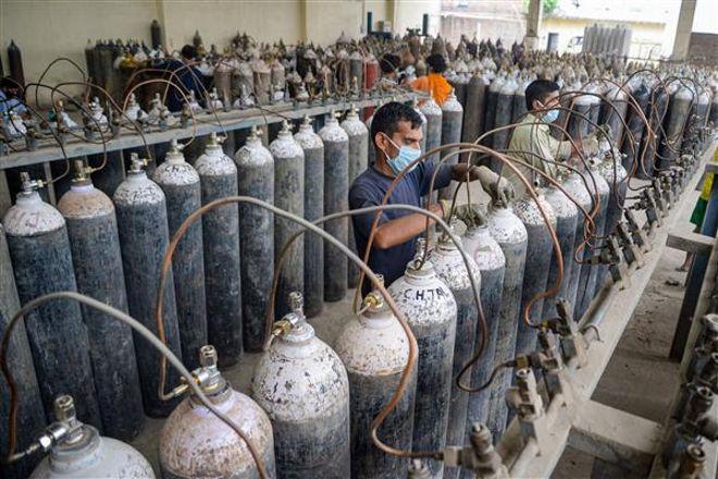Chandigarh beefs up security at Baddi oxygen plant