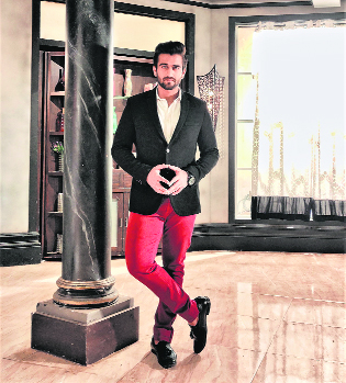 ZaynIbad Khan is happy that his show connects with the younger generation