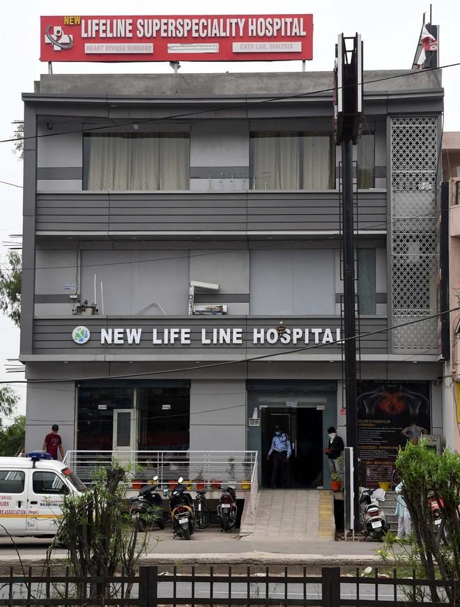 FIR against Zirakpur hospital for overcharging