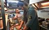 Meet Arjun, the cook!