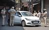 Violators argue with cops over Covid curbs
