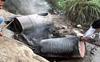 11,500 litres of lahan destroyed