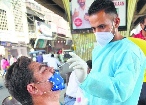 20 dead, 851 test positive in Ludhiana district