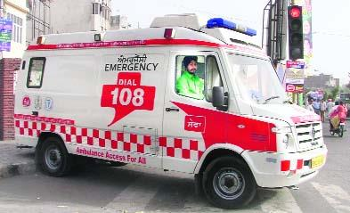 Chandigarh fixes charges for private ambulances