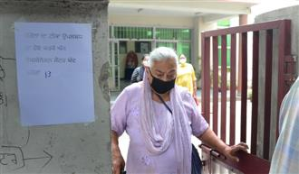 Beneficiaries turned away as no Covishield supplies in Jalandhar