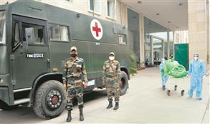 Army to run 84-bed L2 Covid facility at Rajindra Hospital