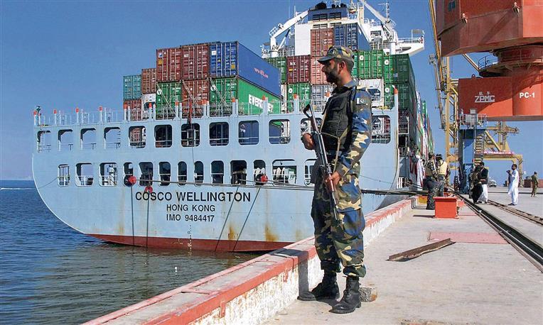 Pakistan in troubled waters