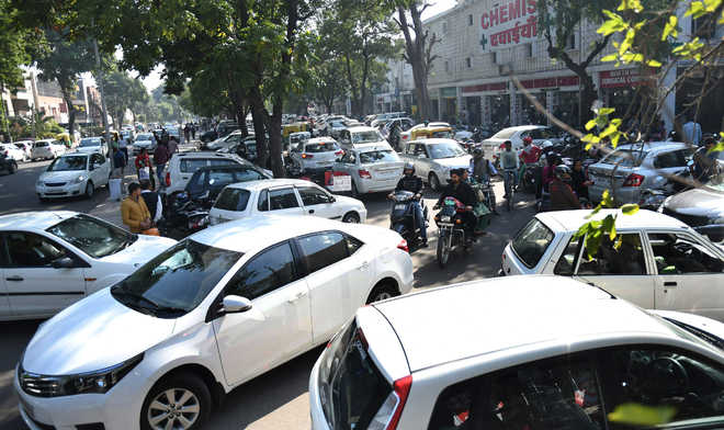 F&CC nod to parking lot in A-tank area of Patiala