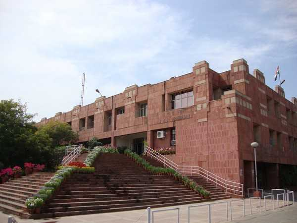 Group of students broke into central library, clashed with staff; FIR registered: JNU