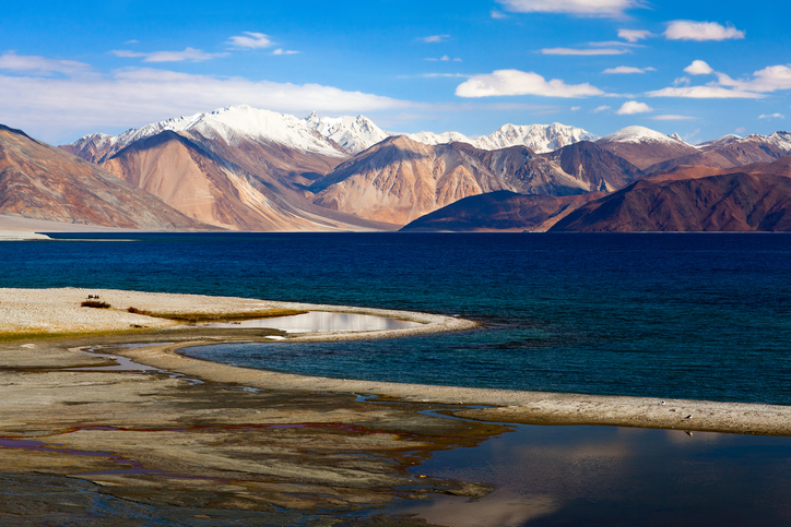 Global warming could repeat past instances of heavy floods in Ladakh, calls for serious planning, warns study