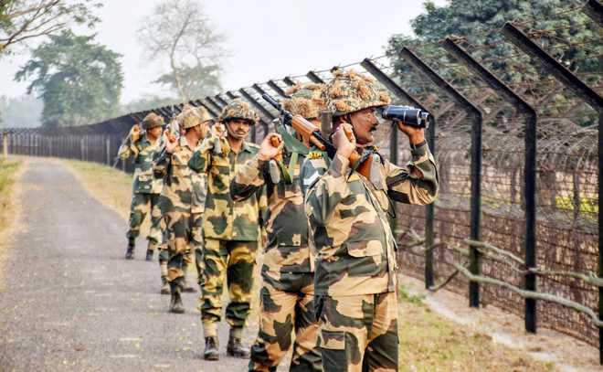 BSF nabs Chinese along Bangladesh border
