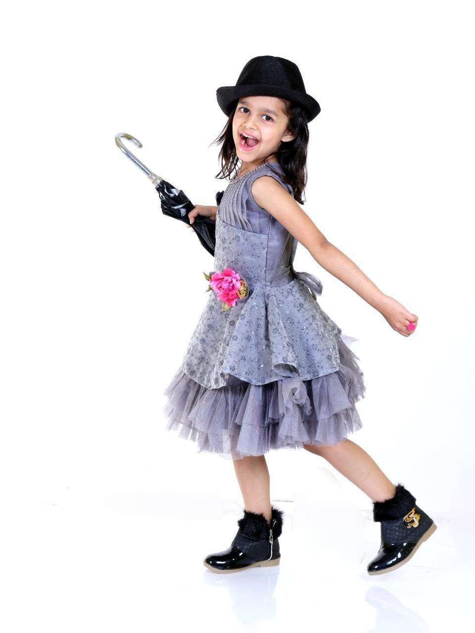 Chandigarh's 7-year-old Bhavisha bags 1st runner-up position in Super Kid Model Hunt