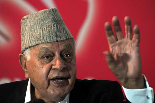 Won't quit Parliament, continue fight for people's rights: Farooq Abdullah