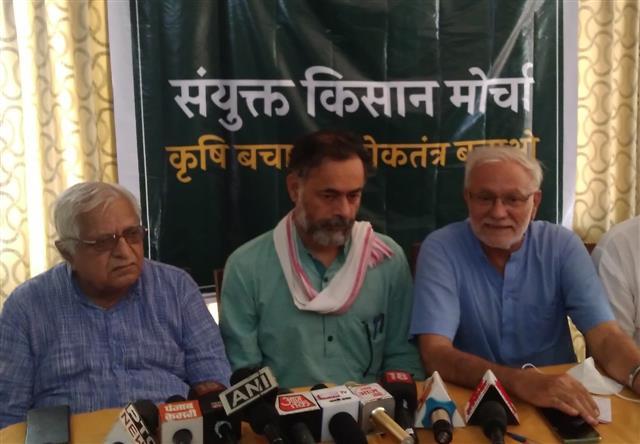 Now, farmers' stir to enter next level to save democracy: Sanyukt Kisan Morcha