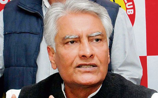 Will quit if it helps party: Sunil Jakhar