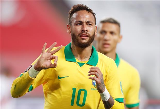 "Neymar, Thiago Silva included in Brazil""s Copa America squad"
