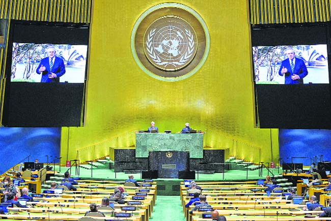 Turkey's loss could be India's gain at UNGA