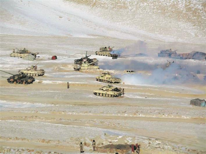 India pushes for complete disengagement at remaining friction points in eastern Ladakh