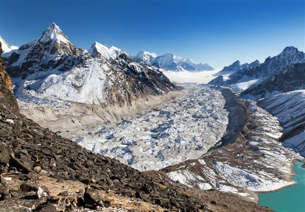 Glacier melt in Himalayas to increase rapidly till 2050, then may decrease, says study by IIT