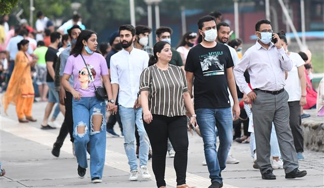 Chandigarh reports 14 new Covid-19 cases