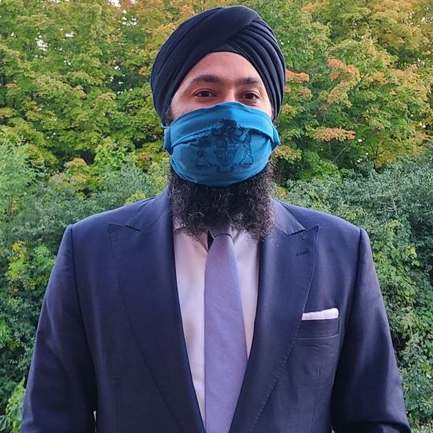Canada's Ontario gets first turban-wearing Sikh minister