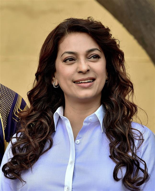 Welcome 5G technology, want to know whether it is safe for all: Juhi Chawla
