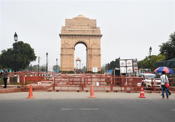 Delhi's max temp likely to be around 36 Degrees C