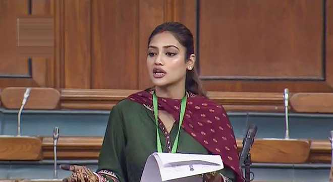 TMC MP Nusrat Jahan claims marriage with husband invalid under Indian law
