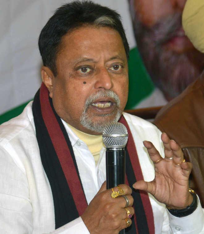 Mukul Roy back in TMC