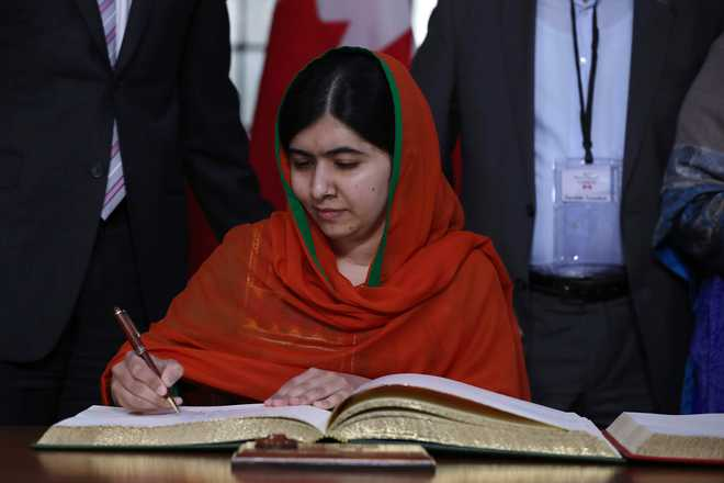 Pak cleric threatens Nobel Laureate Malala, arrested
