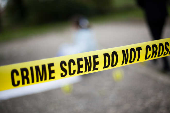 Woman killed, 9 booked
