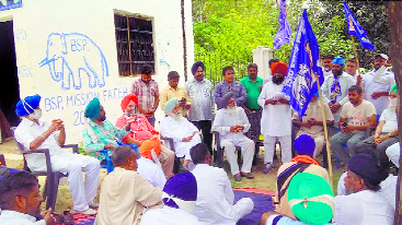 'SAD, BSP alliance has changed political equations in Punjab'