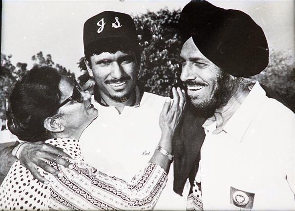 'Dad was my best friend, guide, mentor', Jeev remembers Milkha Singh