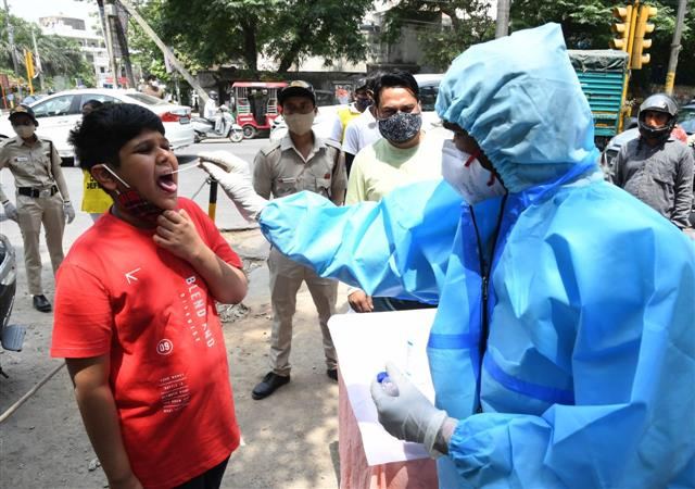 Active Covid cases in India lowest in 71 days